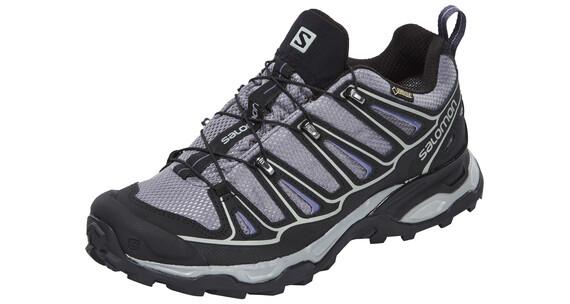 Salomon X Ultra 2 GTX Schoenen Dames grijs/zwart